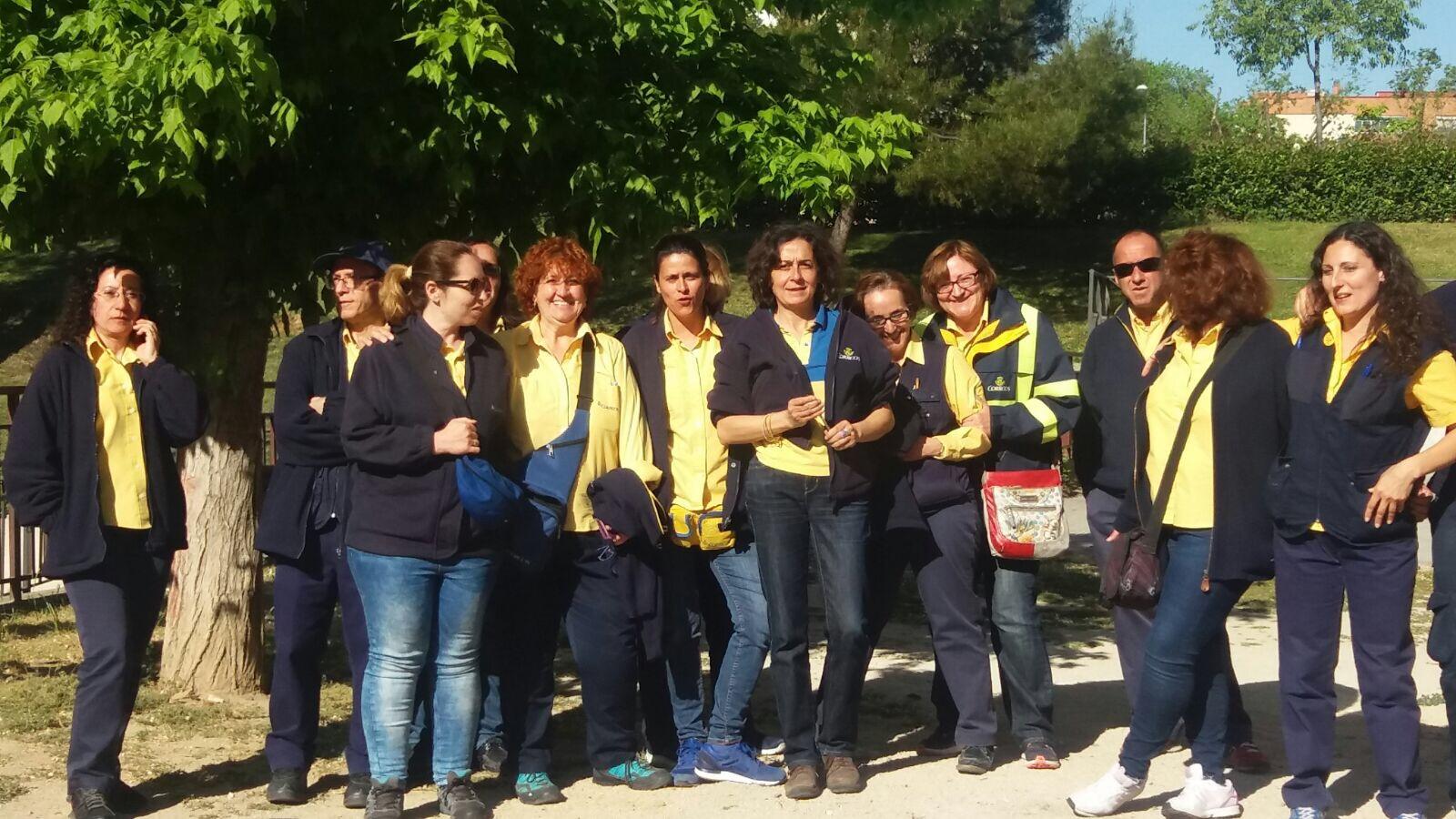 UR1 de Getafe y UR21 de Madrid se suman a la lucha